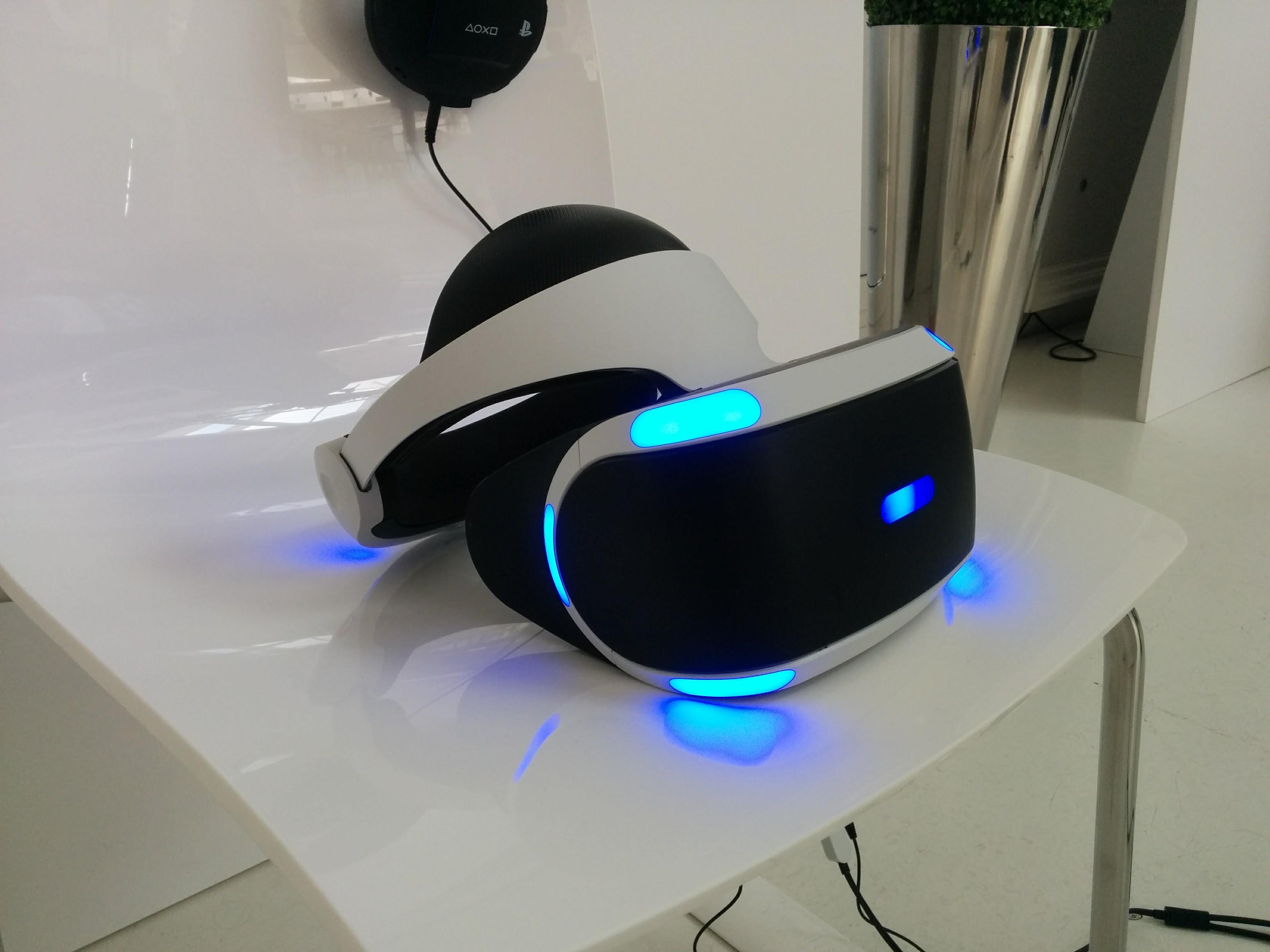 Playstation VR per Sony PlayStation 4