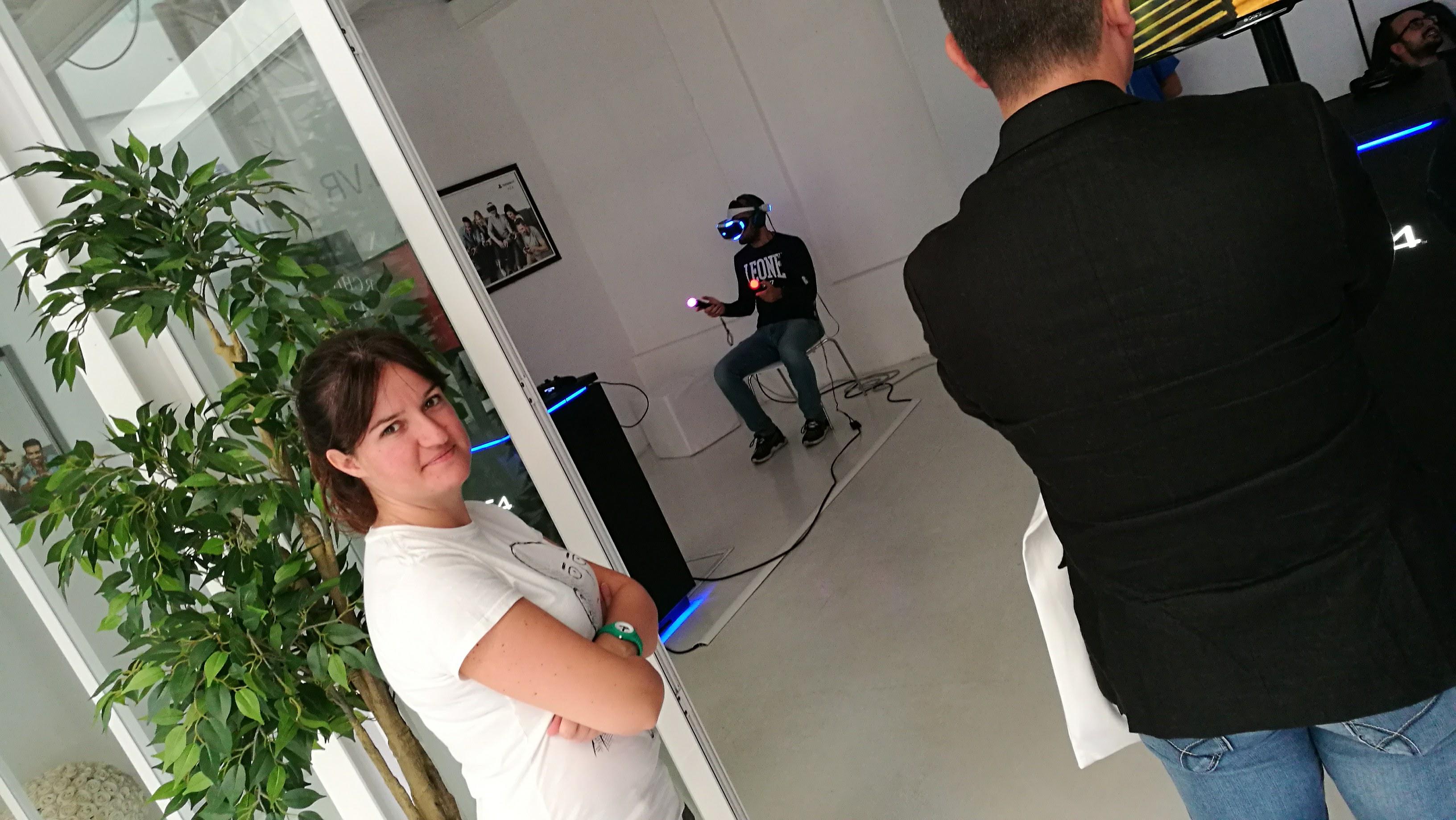 In attesa di provare PlayStation VR