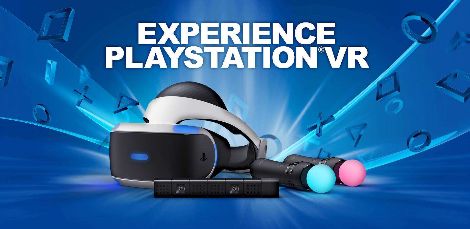 Prova Sony PlayStation VR