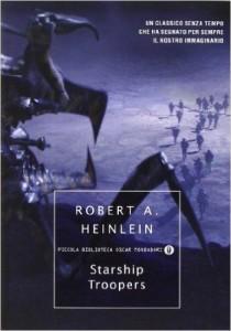 Starship Troopers di Robert A Heinlein