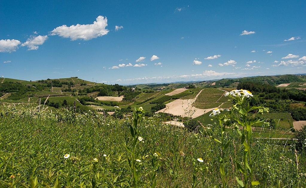 Colline del Piemonte
