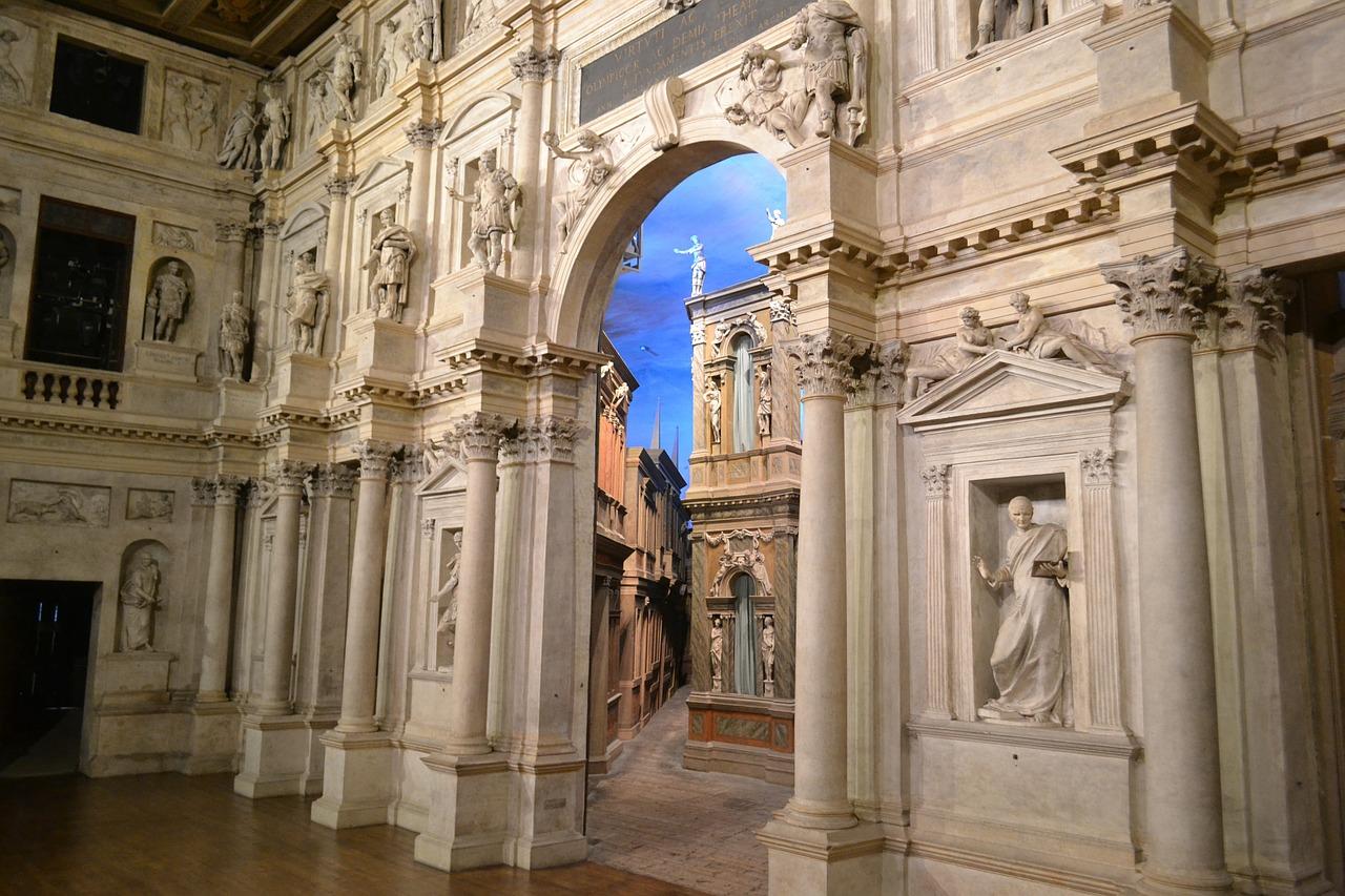 Teatro Palladio in Veneto
