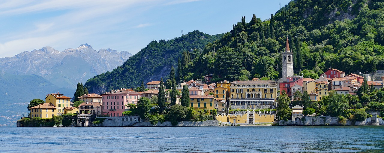Varenna in Lombardia