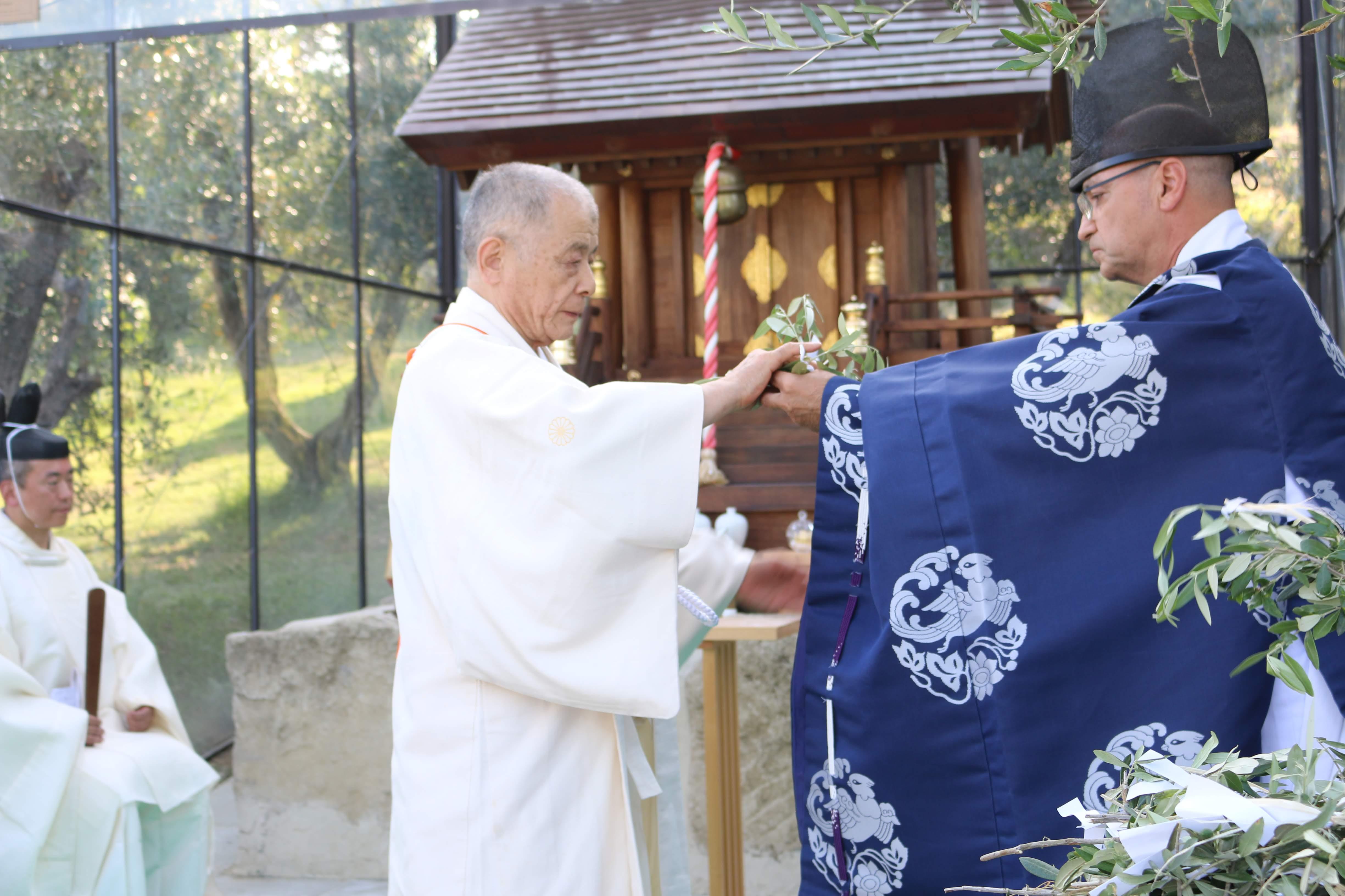 Cerimonia shinto