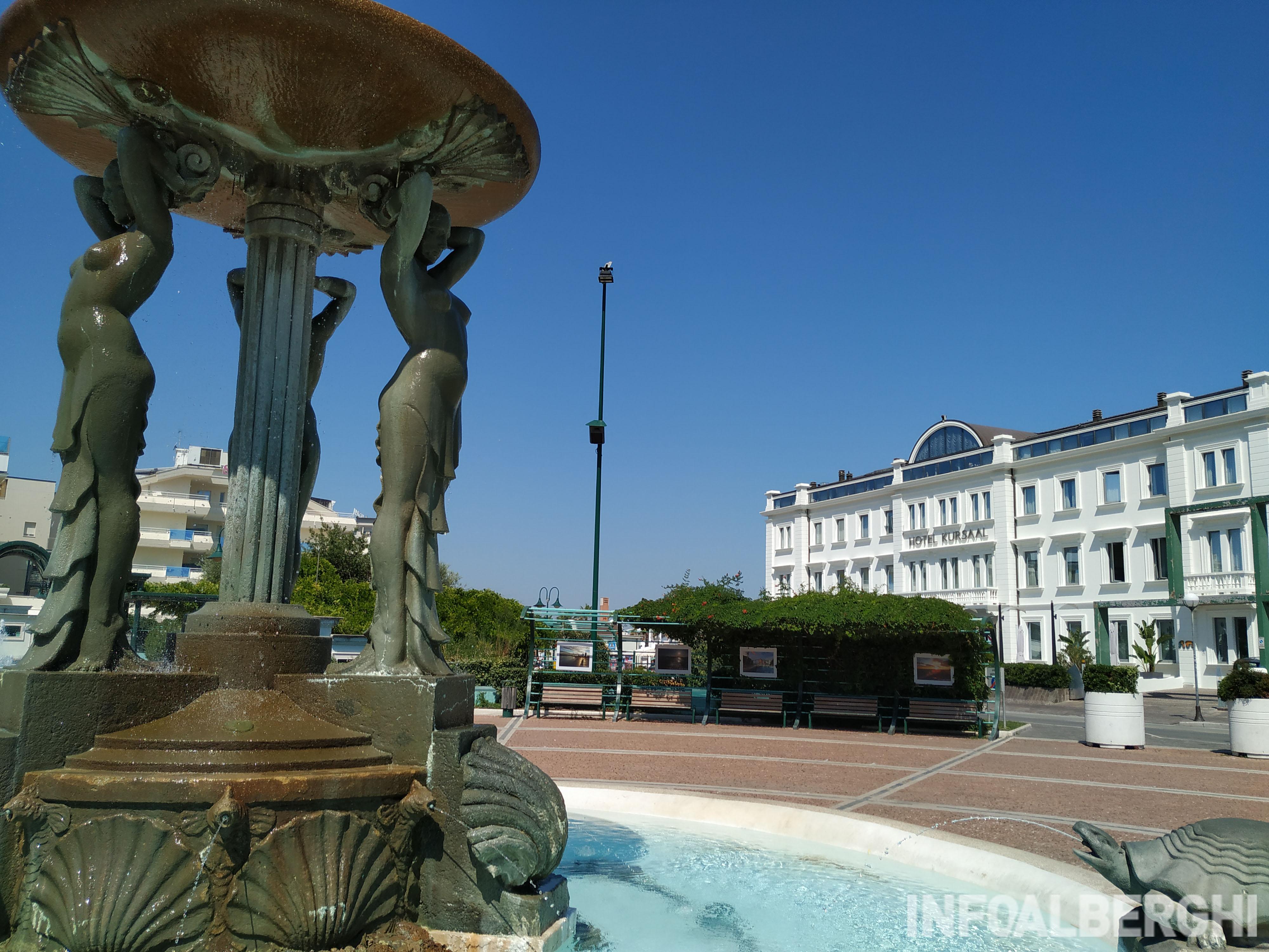 Fontana delle sirene di Cattolica