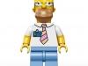 Homer di Lego