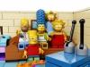 Simpson sul divano