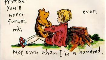 La vera storia di Winnie The Pooh e Christopher Robin